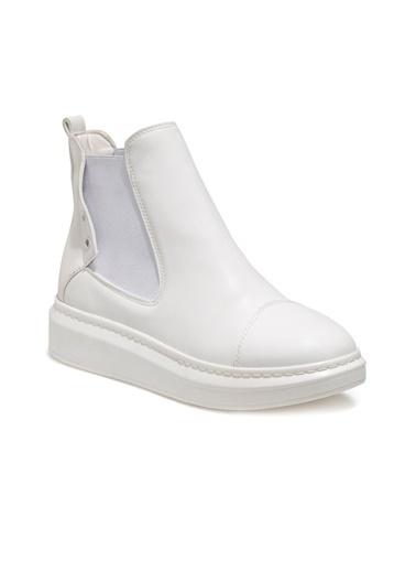 Butigo Bot Beyaz
